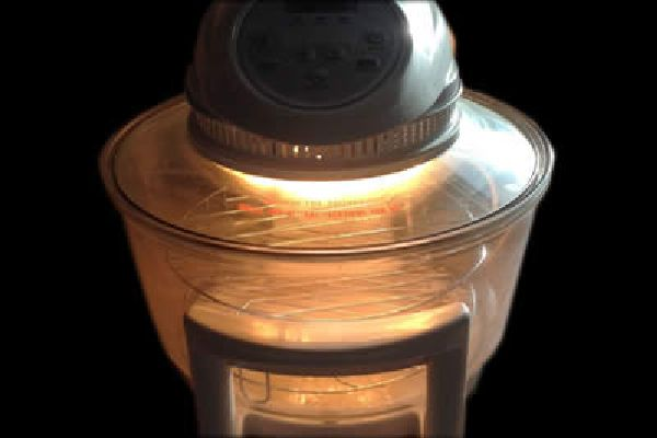 How a Halogen Oven Works