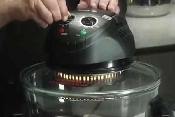 Using a Halogen Oven
